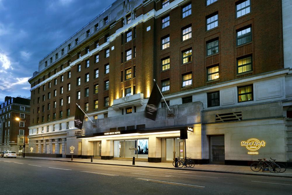 Hard Rock Hotel, Mayfair, London