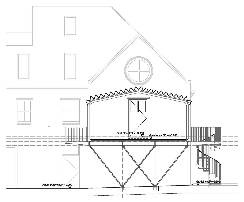 Gatehouse, Hackney