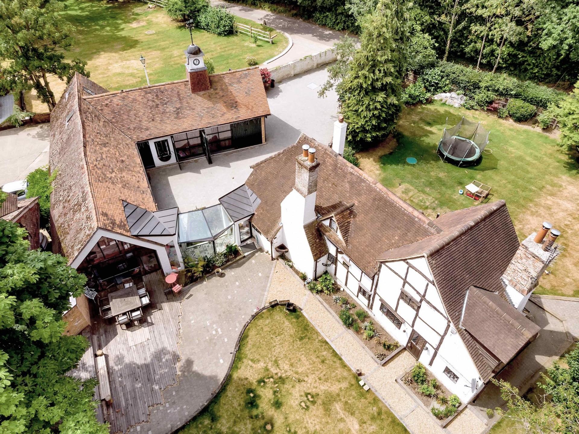 Stanyards Stables, Chobham, Surrey